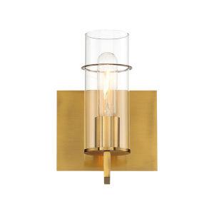 Pista Gold Six-Inch One-Light ADA Bath Vanity