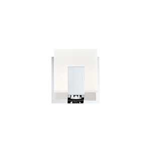 Canmore Chrome 5-Inch LED Wall Sconce