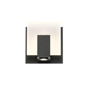 Canmore Black Five-Inch ADA LED Bath Vanity