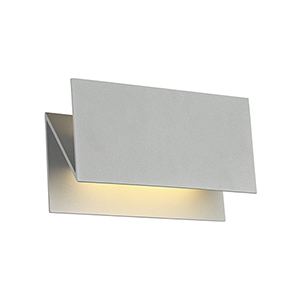Outdoor Mount Marine Grey 10.5-Inch LED Wall Mount