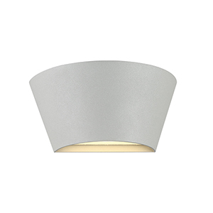 Outdoor Mount Marine Grey 9.75-Inch LED Wall Mount