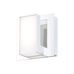 Delrosa Chrome One-Light LED Wall Sconce