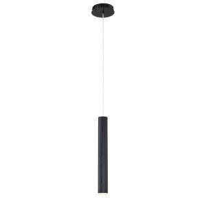Baldwin Black One-Light LED Mini Pendant