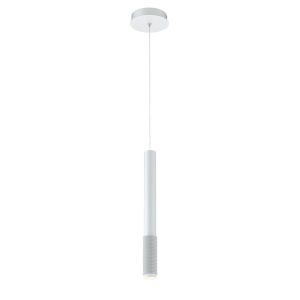 Davenport Aluminium One-Light 2-Inch LED Mini Pendant with 3000 Kelvin