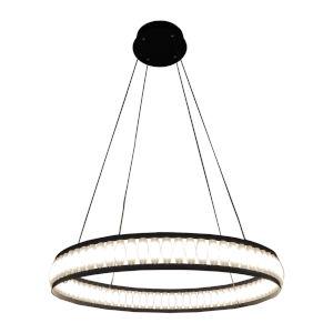 Forster Black 76-Light LED Chandelier