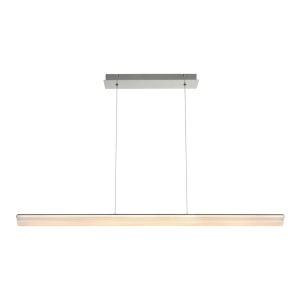Landor Chrome LED Linear Pendant