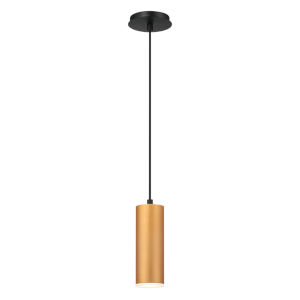 Neptune Gold LED Mini Pendant