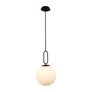 Prospect Matte Black 23-Inch One-Light Large Pendant
