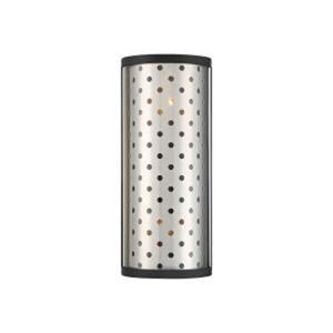 Grado Chrome Two-Light Wall Sconce