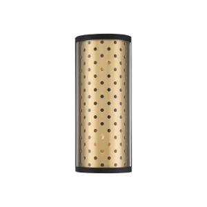 Grado Gold Two-Light Wall Sconce