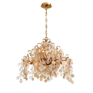 Campobasso Gold 11-Light Chandelier
