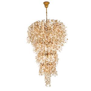 Campobasso Gold 33-Light Chandelier