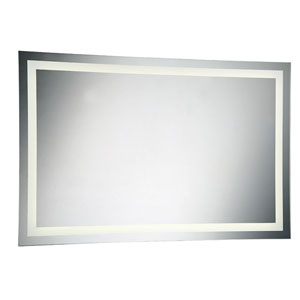 LED 35 x 55-Inch Front Lit Vanity Mirror