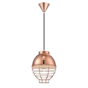 Brampton Copper One-Light Mini Pendant