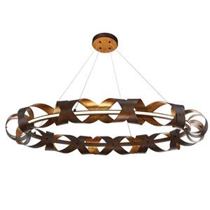 Banderia Bronze 44-Inch LED One-Light Pendant