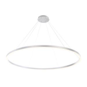 Spunto Silver 61-Inch LED Pendant