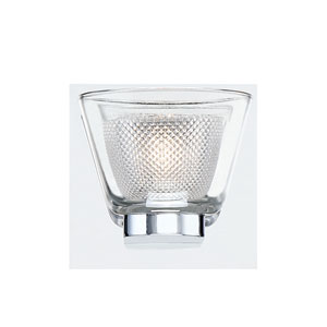 Trent Chrome LED Wall Sconce