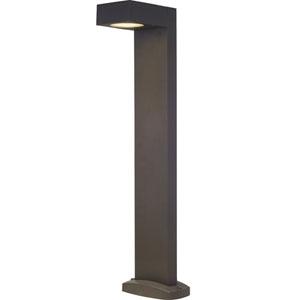 Graphite Grey 30-Inch LED Outdoor Bollard
