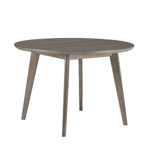Alden Bay Weathered Gray 45-Inch Round Dining Table