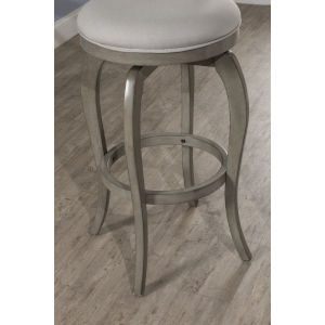 Ellendale Aged Gray Bar Height Stool