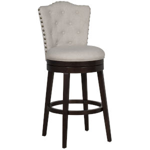 Edenwood Smoke Chocolate Bar Height Stool