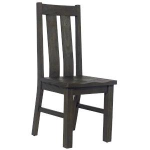 Highlands Espresso Desk Chair