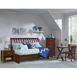 Pulse Cherry Twin Daybed