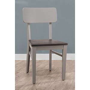 East End Gray Chair
