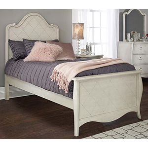 Angela Twin Arc Panel Bed