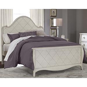 Angela Full Arc Panel Bed