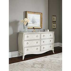 Angela 6 Drawer Dresser