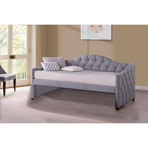Jamie Daybed - Gray Fabric