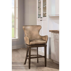 Caydena Swivel Counter Stool