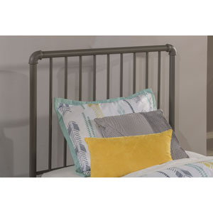 Brandi Headboard (Duo Panel) - Twin - Headboard Frame Not Included, Stone