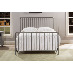 Brandi Bed Set - Full - Bed Frame Included, Stone