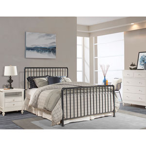 Brandi Bed Set - Twin - Bed Frame Included, Navy