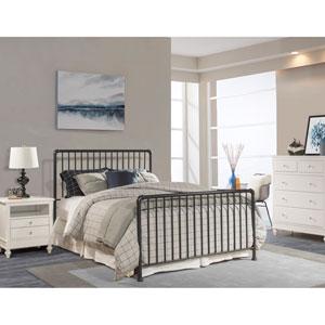 Brandi Bed Set - Full - Bed Frame Included, Navy