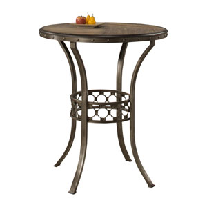 Lannis Bar Height Bistro Table