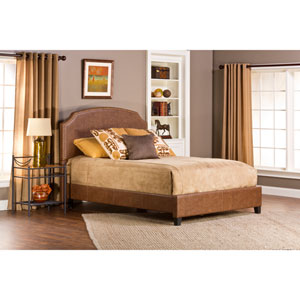 Durango King Bed Set with Rail