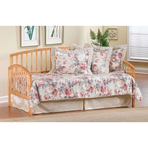 Carolina Country Pine Daybed with Roll-Out Trundle
