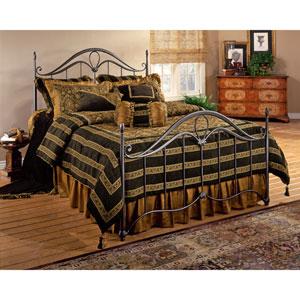 Kendall Bronze Queen Complete Bed