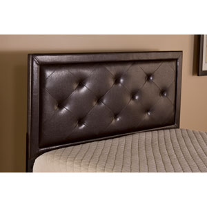 Becker Brown Twin Headboard