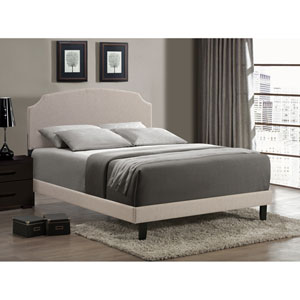 Lawler Twin Bed Set w/Rails