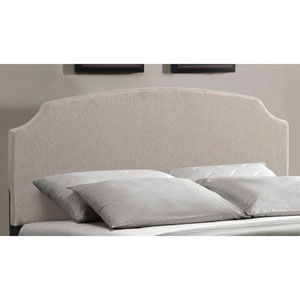 Lawler King Headboard with Rail