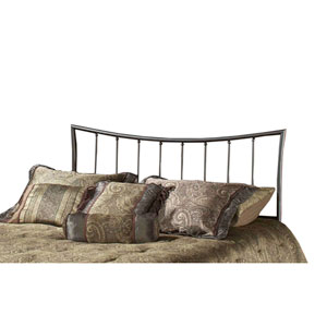 Edgewood Magnesium Pewter King Headboard Only