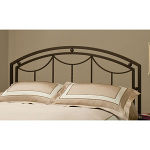 Arlington Bronze Headboard King with Rails