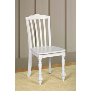 Lauren White Dining Chair