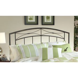 Morris Magnesium Pewter King Headboard Only