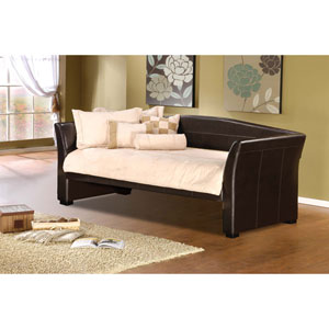 Montgomery Brown Pu Daybed