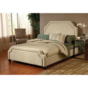 Carlyle Buckwheat Queen Complete Bed